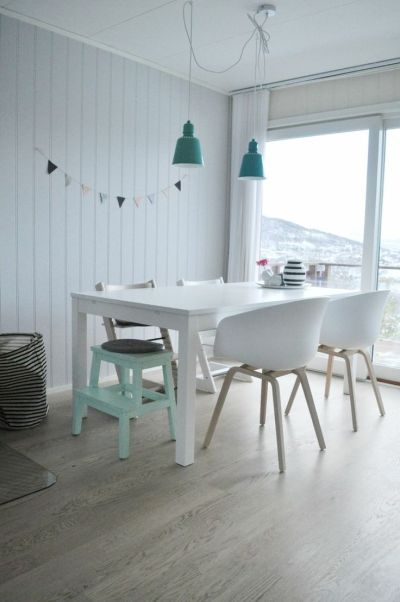 Coastal Dining Area by Mette